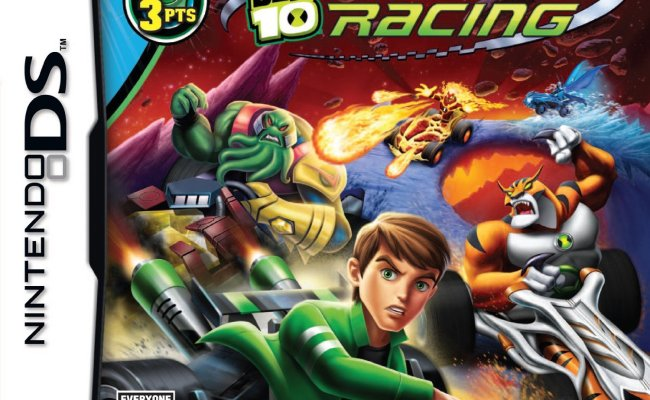 Ben 10 Galactic Racing Review Giveaway Mommies With Cents