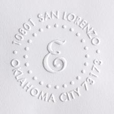 Tiny Prints Flash Sale: 40% Off Custom Stamps Embossers