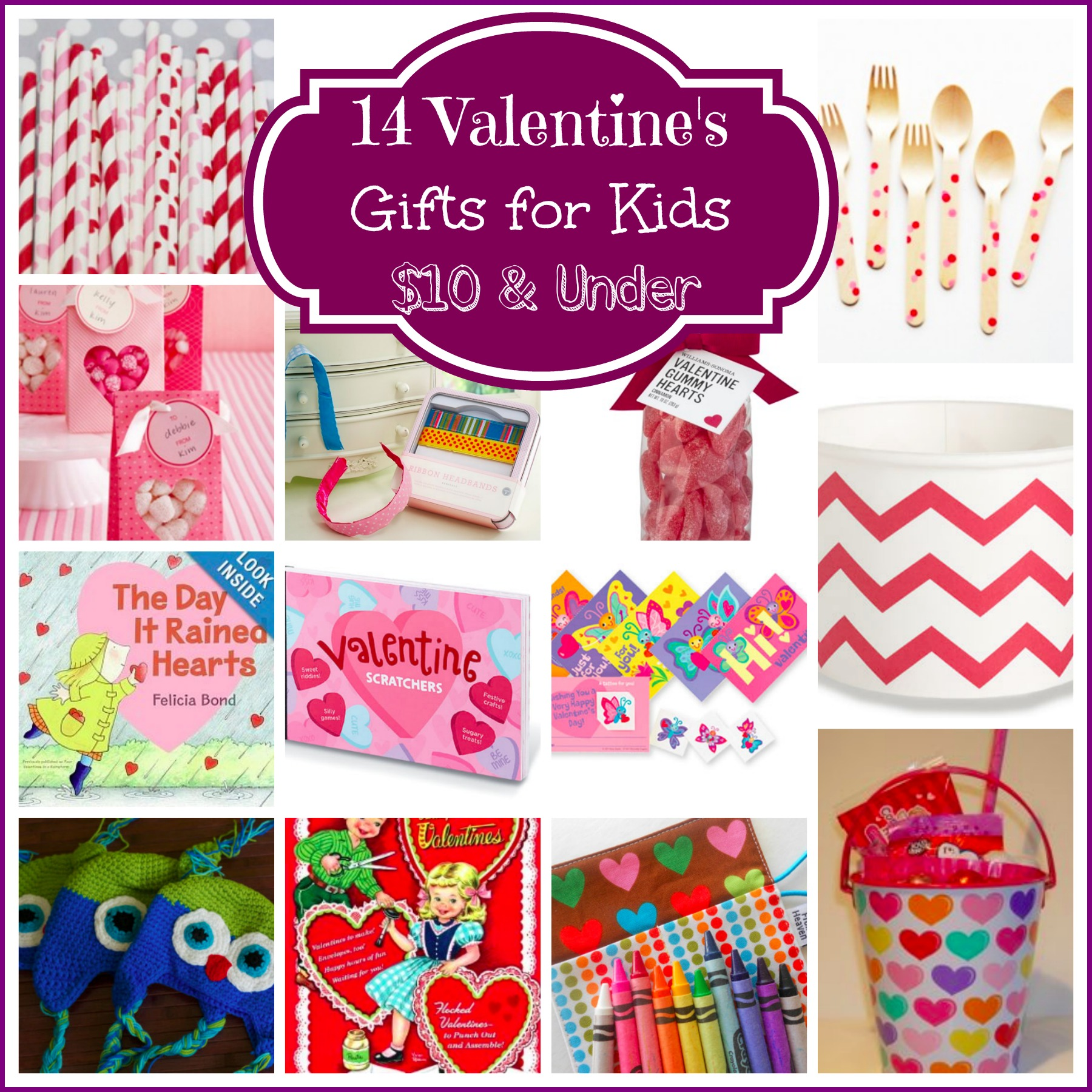 14 Valentine S Day Ts For Kids 10 Amp Under