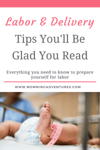 childbirth tips