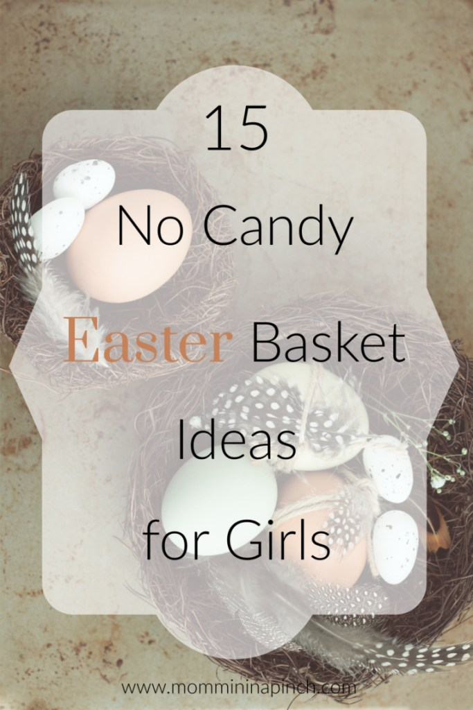 15 Great Easter Basket Ideas For 4 7 Year Old Mommin In A Pinch