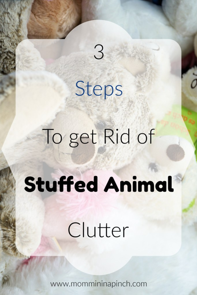 Stuffed animal organization- www.mommininapinch.com