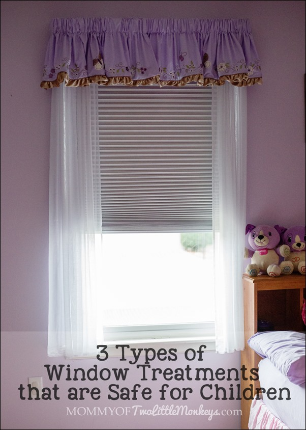 3 Types Of Window Treatments That Are Safe For Children
