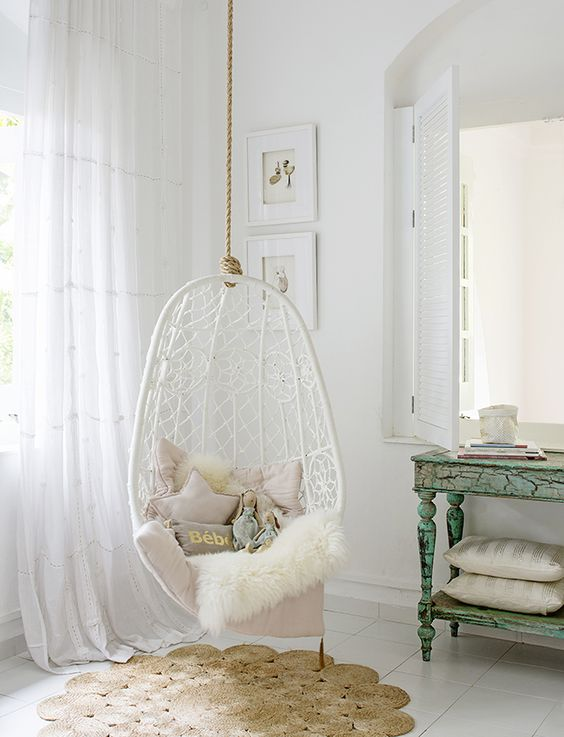 HANGING CHAIRS Mommo Design