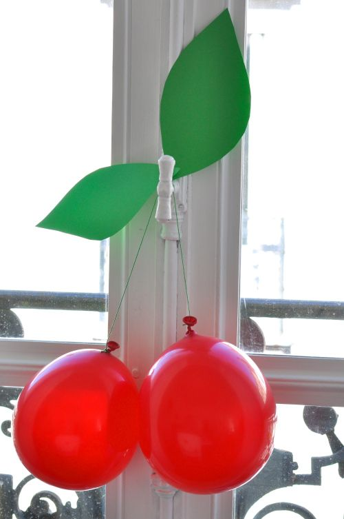 Fruit Balloons Mommo Design