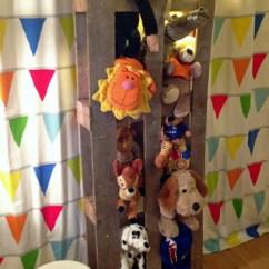 Love Swing Chair Kids Upholstered Stuffed Animals Ideas   Mommo Design