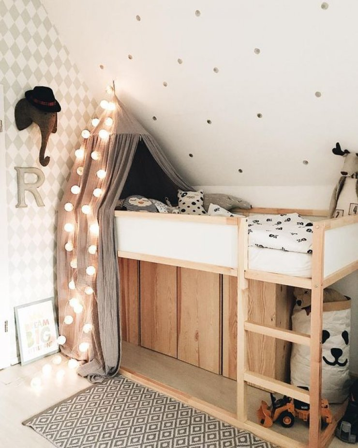 kitchen furniture ikea green cabinet doors kura hacks | mommo design