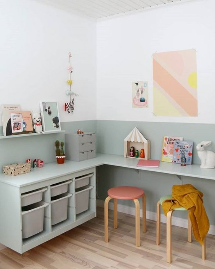10 IKEA TROFAST HACKS  Mommo Design