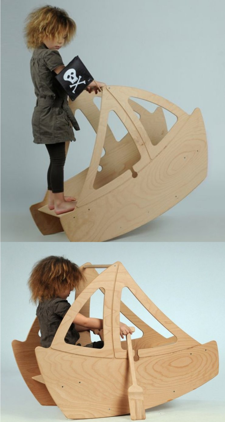 5 AMAZING ROCKING TOYS  Mommo Design