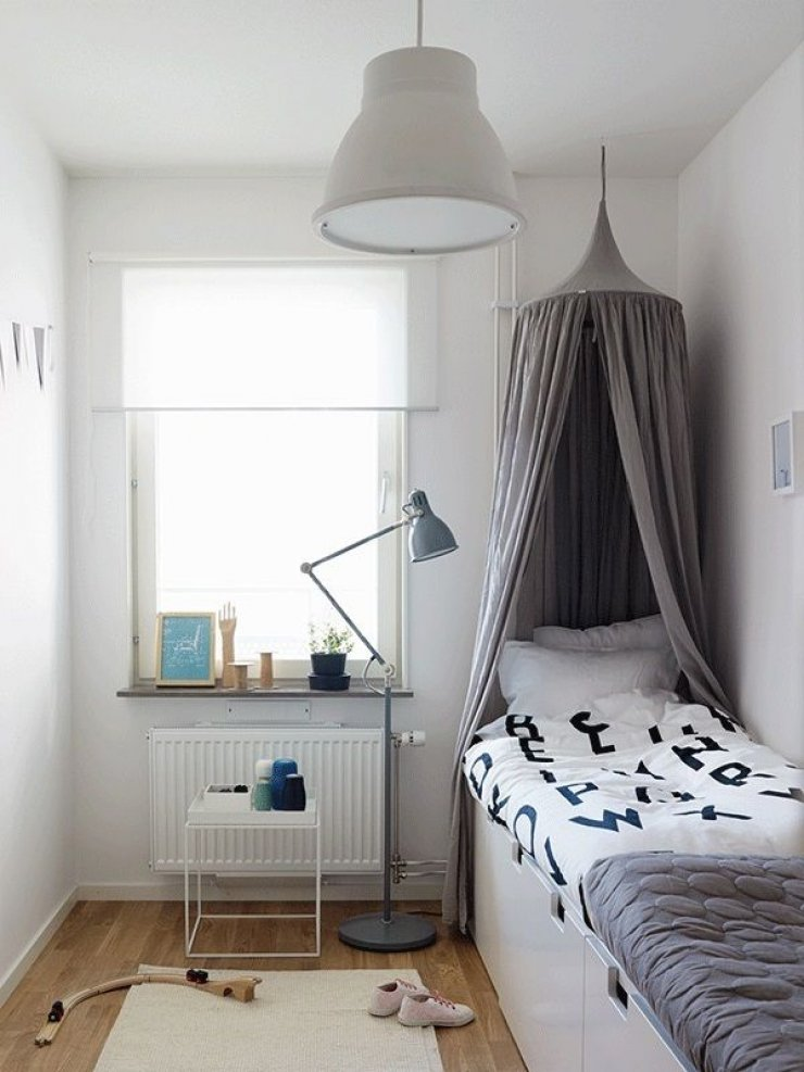 GREY IN KIDS ROOMS  Mommo Design