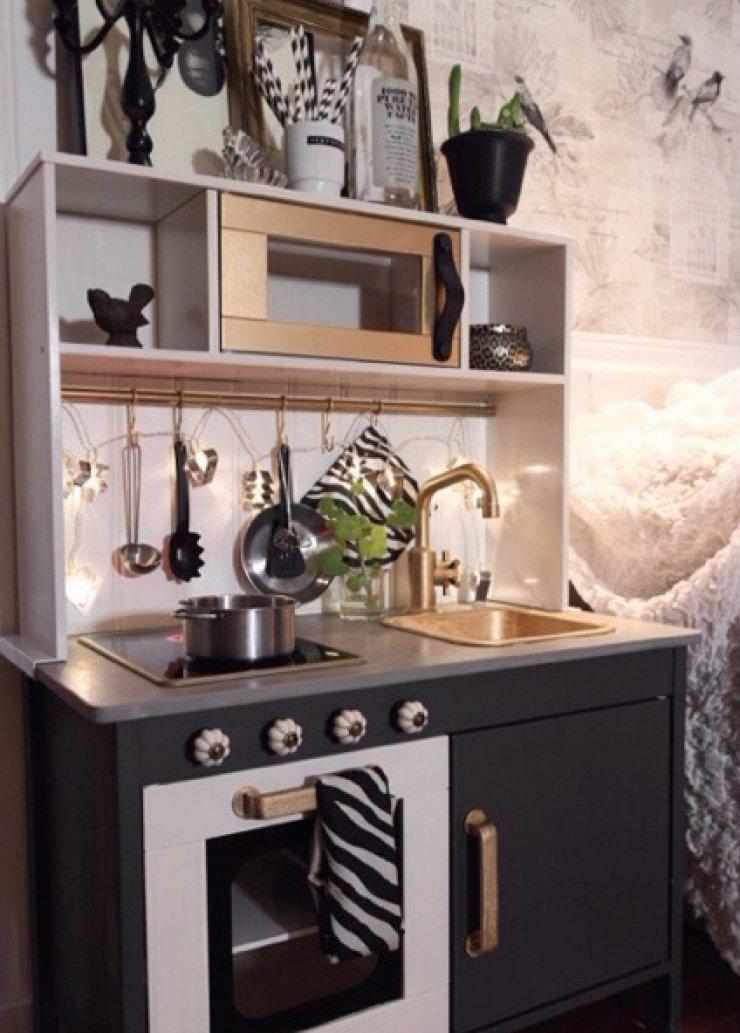 IKEA DUKTIG HACKS  Mommo Design