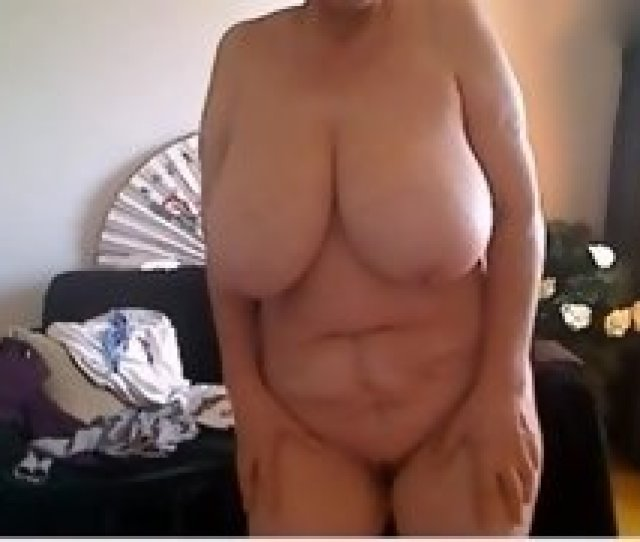 Busty Great Body Granny