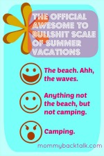 Awesome to Bullsh*t: Summer Vacations