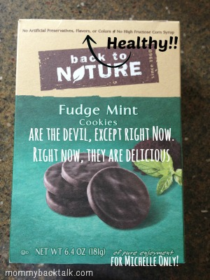 Not Thin Mints
