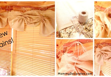 Diy Burlap Chair Covers
