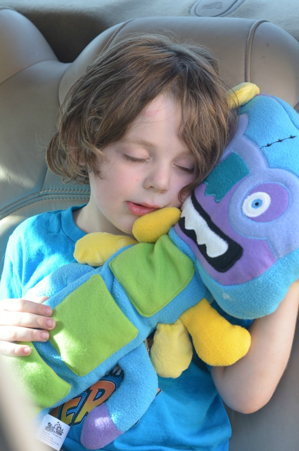Seat Pets Airheart Review  Giveaway  Moms Blog