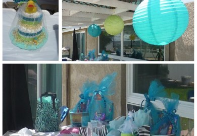 Baby Boy Decoration Ideas