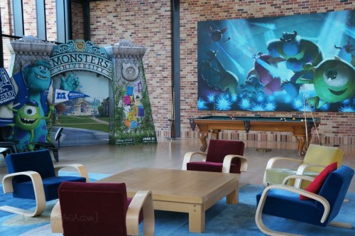 Inside Pixar, Monsters University