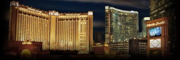Monte Carlo Hotel , Las Vegas, NV