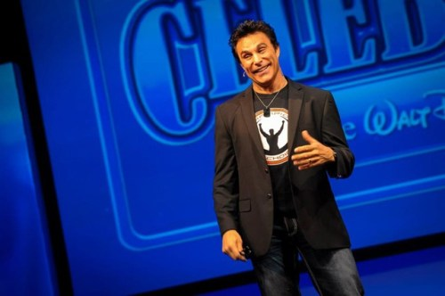 Disney Social Media Moms Conference, Marc Mero