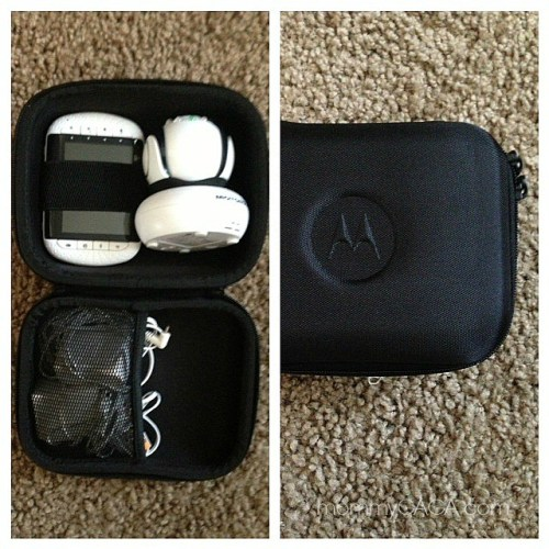 Motorola Video Baby Monitor Travel Case