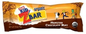 Clif Kid Z Bar chocolate monster mint