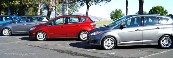 Ford C-Max Hybrid Cars