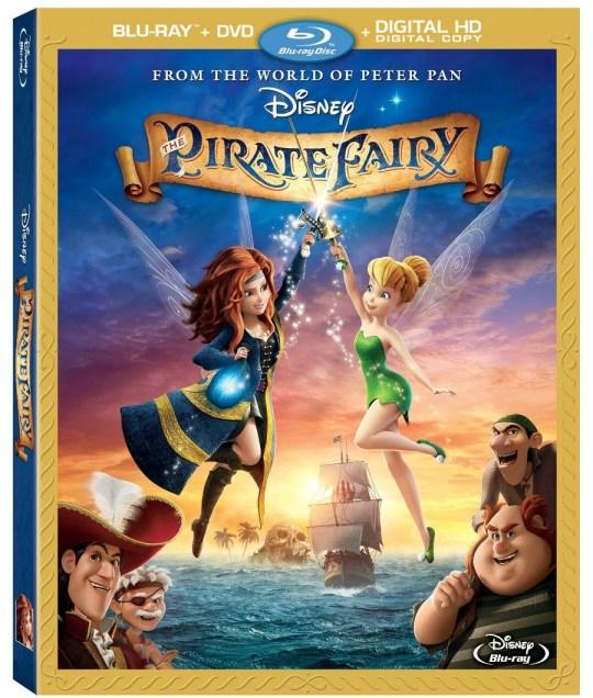 Disney's Pirate Fairy DVD