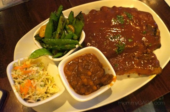House of Blues St. Louis Ribs, a house favorite
