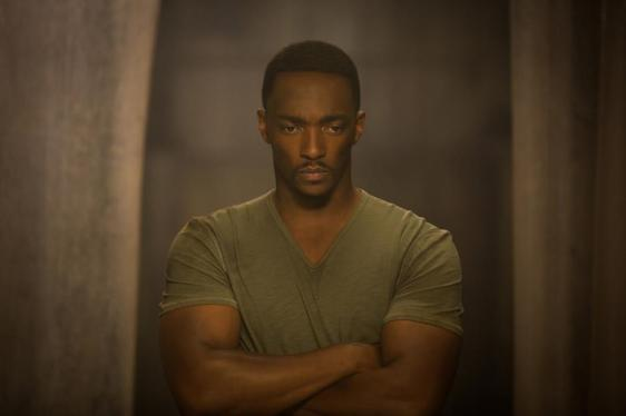 Anthony Mackie, Captain America, The Winter Soldier