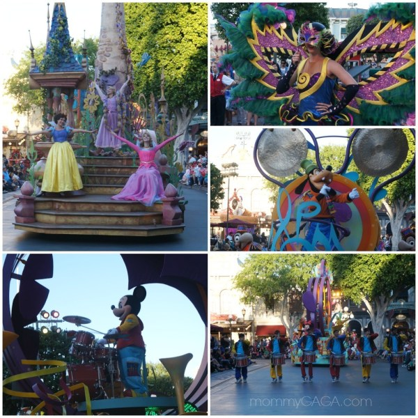 Mickey's Soundsational Parade and Fireworks at Disneyland