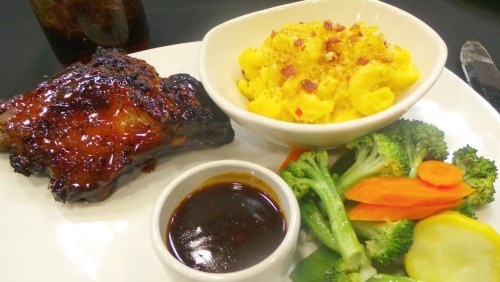Moonshine BBQ Ribs, Outback Steakhouse