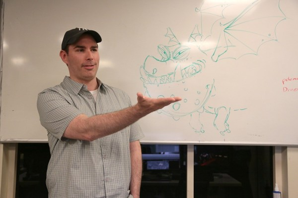 How To Train Your Dragon 2 Press Day Animation