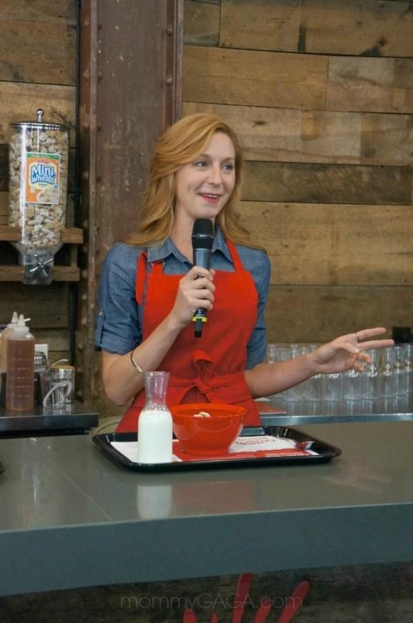 Christina Tosi, Kellogg's Recharge Bar