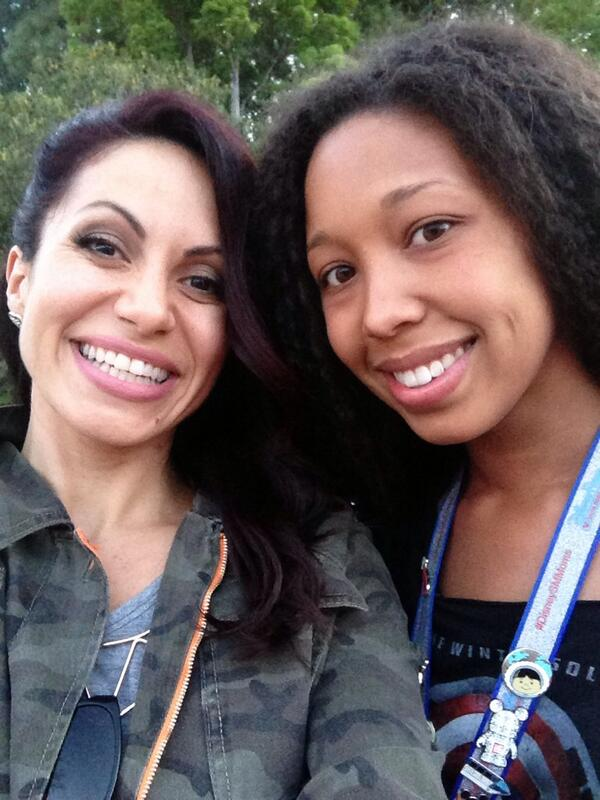 Genevieve Goings, Deanna Underwood, Disney Social Media Moms Conference, Disneyland