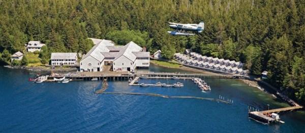 The Waterfall Resort, Alaska