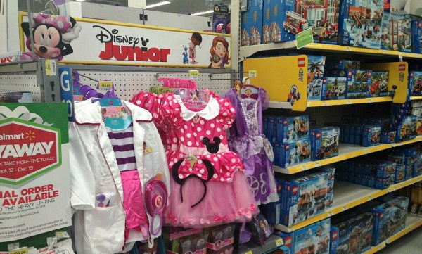 Disney Junior Costumes at Walmart