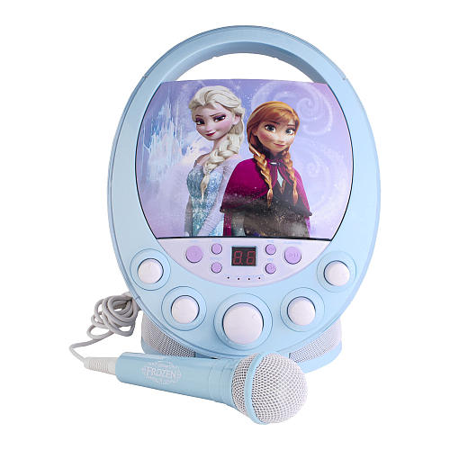 Disney's FROZEN Disco Dance Party Karaoke Machine with Light