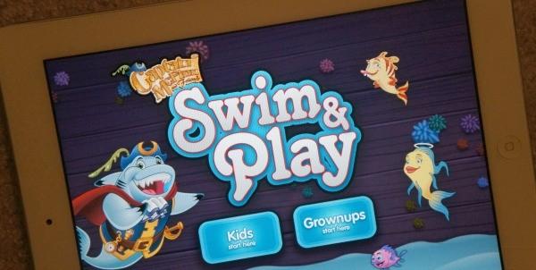 Captain McFinn Swim & Play Preschool App