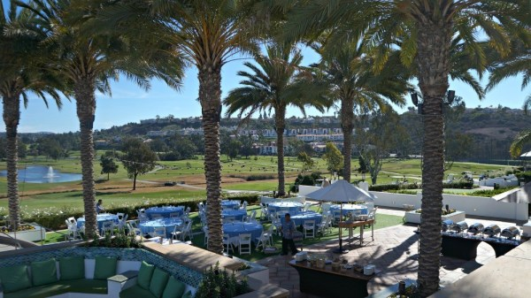 Omni La Costa Resort Golf Course View