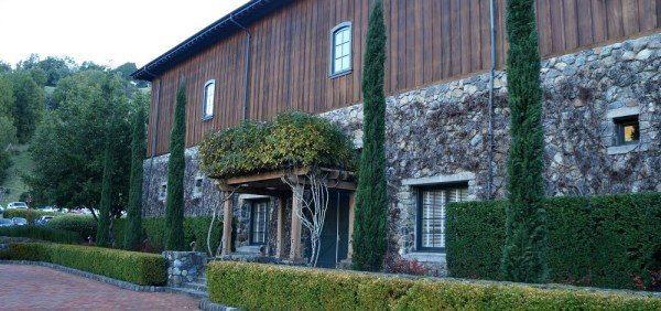 Skywalker Ranch, the building