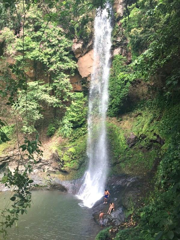 Panama, La Tavida Waterfall, Penonome, mommyGAGA