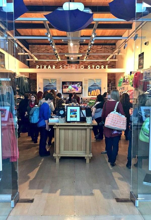Pixar Studio Store, Pixar Animation, Emeryville, CA