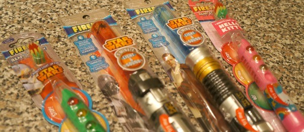Firefly® Toothbrushes