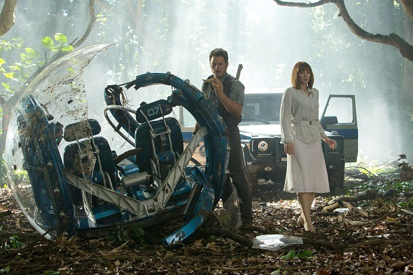Jurassic World Movie Still