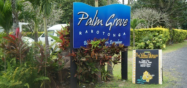 Palm Grove Resort, A Beautiful beachfront Accommodation in Rarotonga, Cook Islands
