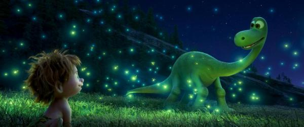 Pixar's The Good Dinosaur Movie Still