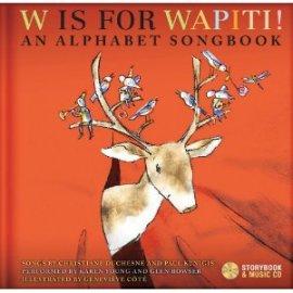 w is for wapiti