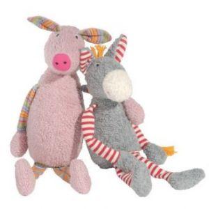 LANA Organic stuffed toys