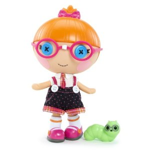 Lalaloopsy Littles Specs Reads-a-Lot